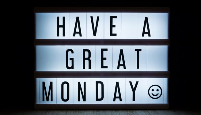 Great Monday