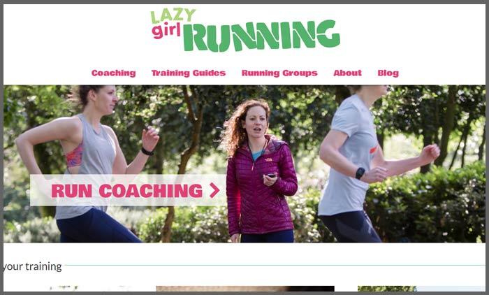 Vuelio fitness blog ranking lazygirlrunning