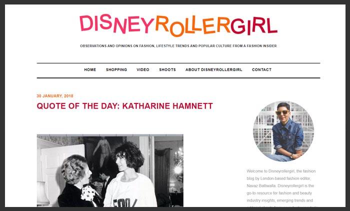 DisneyRollerGirl