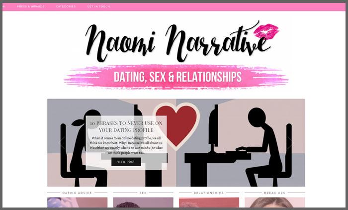 Vuelio relationship blog ranking thenaominarrative