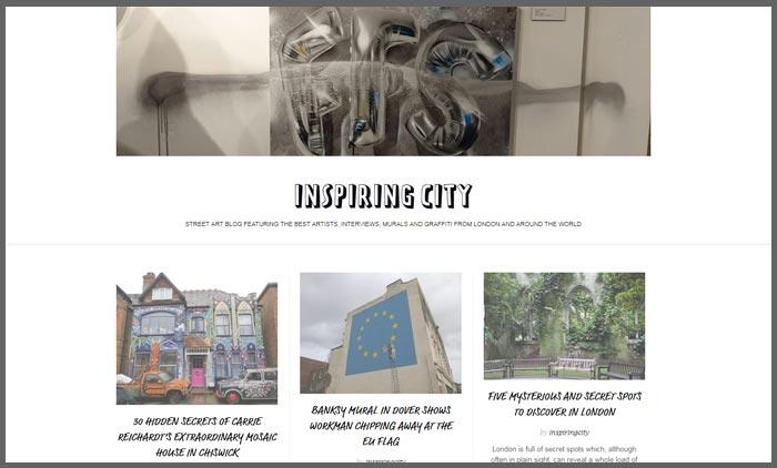 vuelio top 10 art blogs inspiringcity