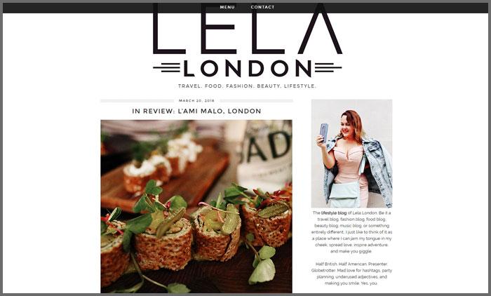 Lela London