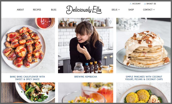 Food blogs uk top 10 vuelio vuelio top 10 food blog ranking deliciouslyella forumfinder Gallery