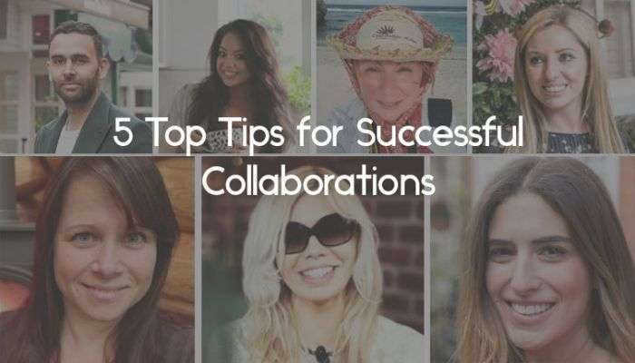 PR blogger collaborations