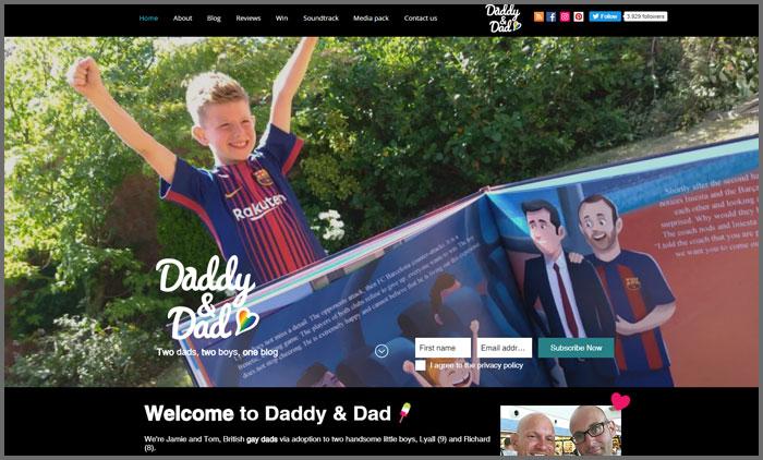 Daddy & Dad