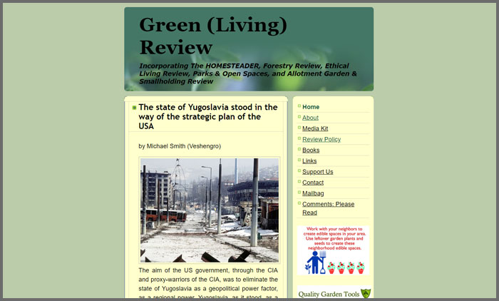 green living review