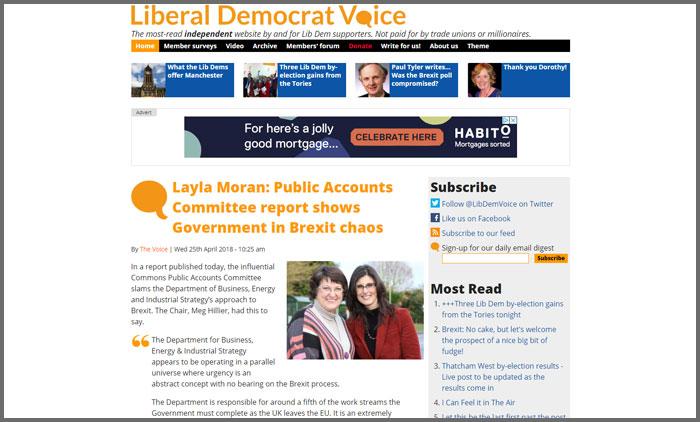Liberal Democrat Voice
