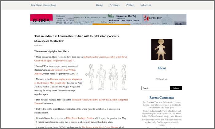 rev stans theatre blog