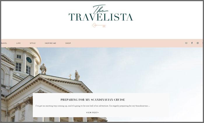 the travelista