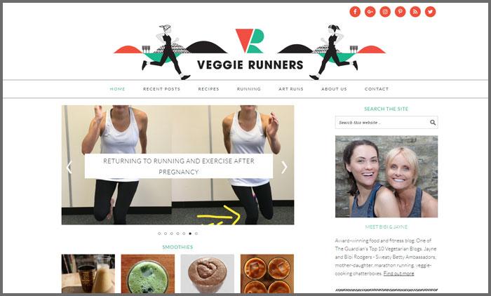veggie runner