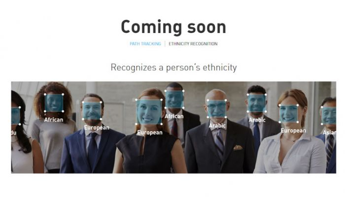 ethnicity recognition