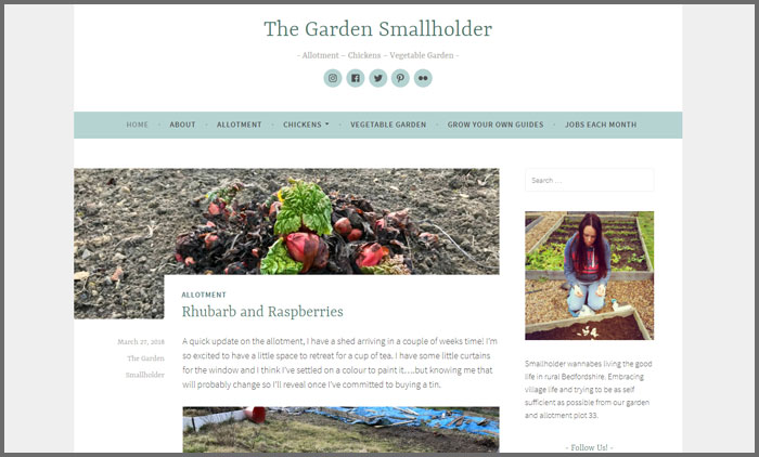 The Garden Smallholder