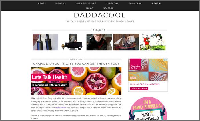 Daddacool