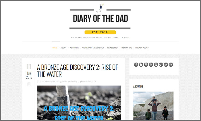Diary of the Dad