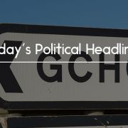 Political headlines