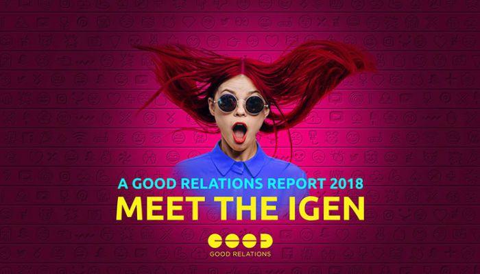 iGen report front cover