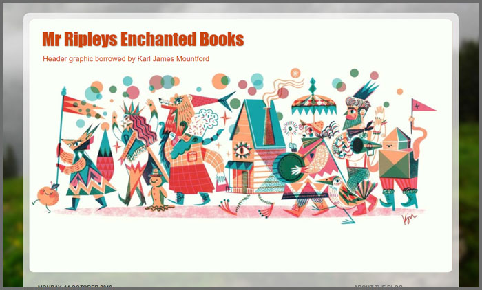 Mr Ripley's Enchanted Books