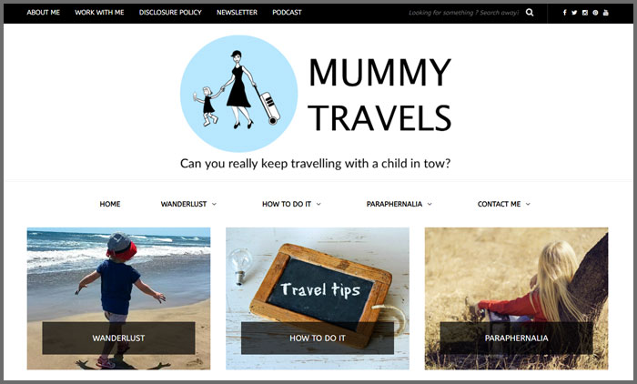Mummy Travels