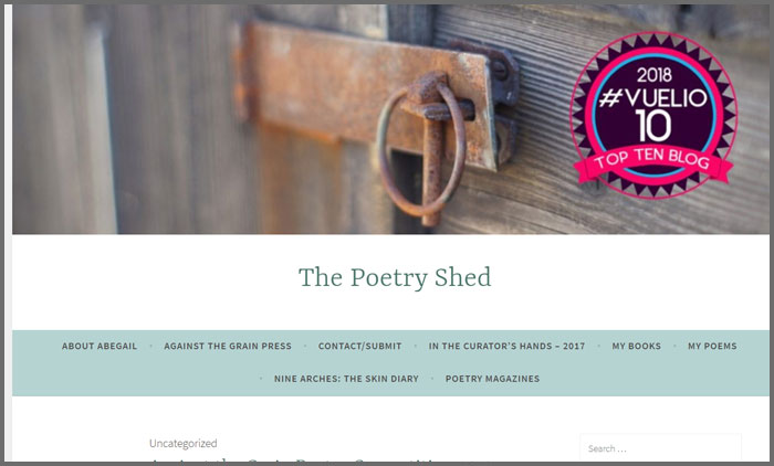 The Poetry Shed