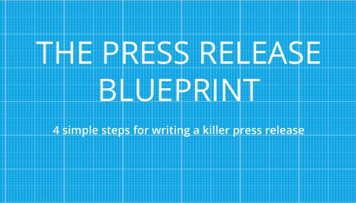 The Press Release Bluleprint