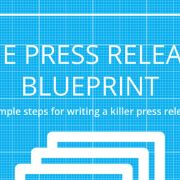 press release blueprint feature