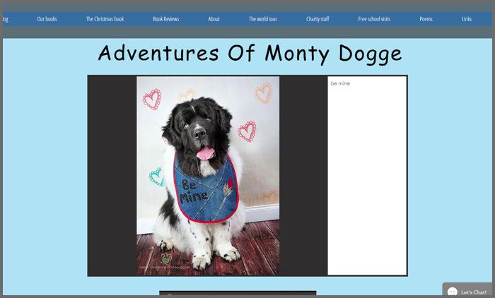 Adventures of Monty Dogge