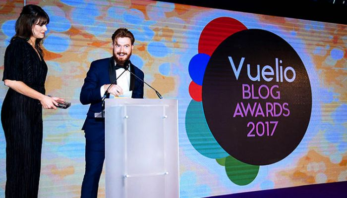 Blog Awards announcement