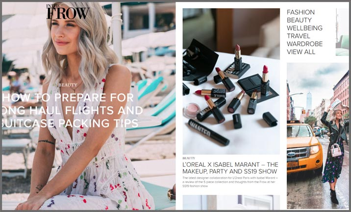 Vuelio Blog Awards 2018 - Women's Fashion - Inthefrow