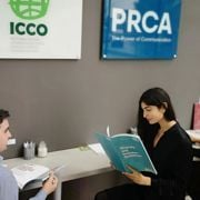 PRCA shared working space