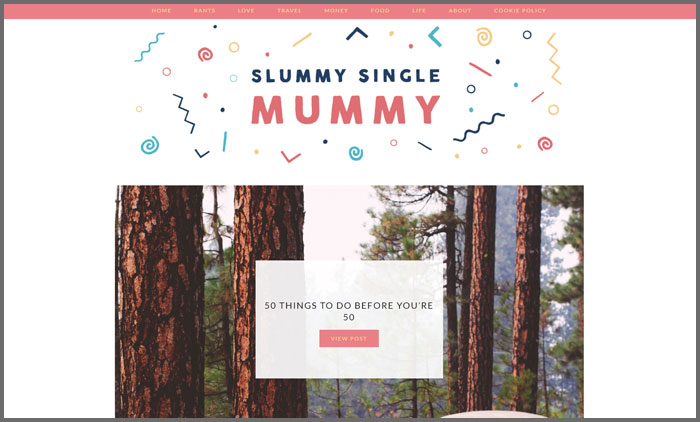 Slummy Single Mummy
