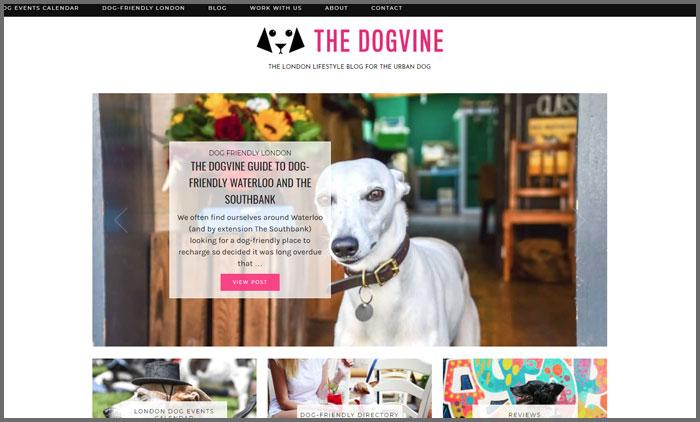 The Dogvine