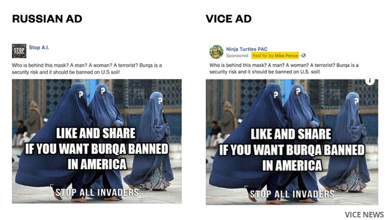 Vice News Facebook