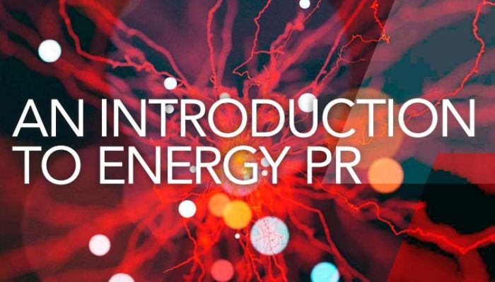 An introduction to energy PR