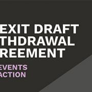 Brexit draft agreement feature