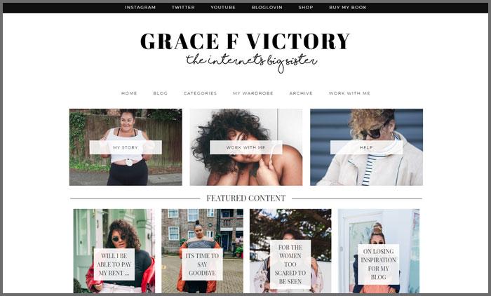Grace F Victory