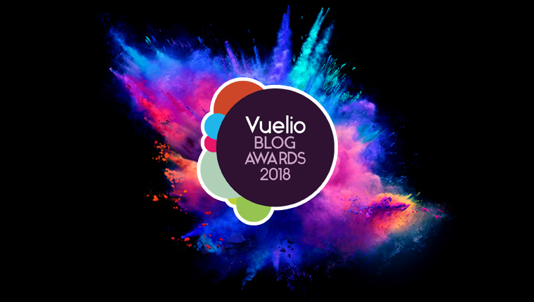 Vuelio blog Awards 2018 winners
