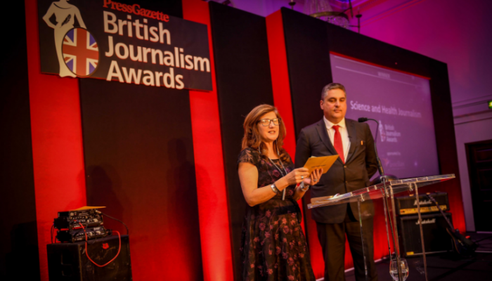 British Journalism Awards