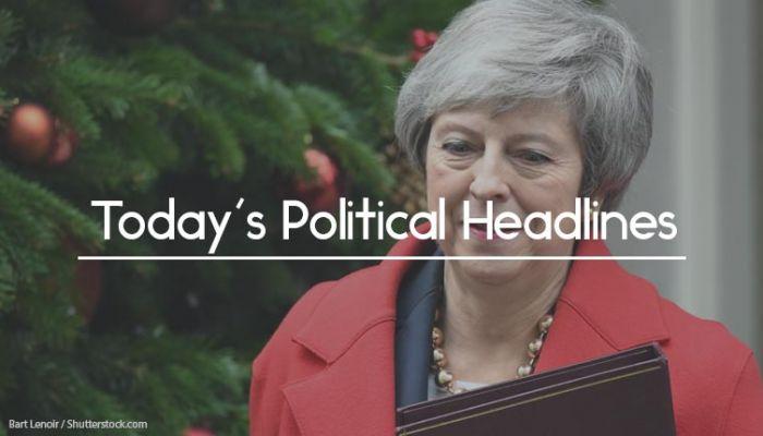 Theresa May no confidence