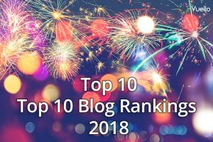 Top 10 Top 10 Blog Rankings 2018