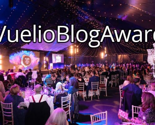 Vuelio Blog Awards 2018 #