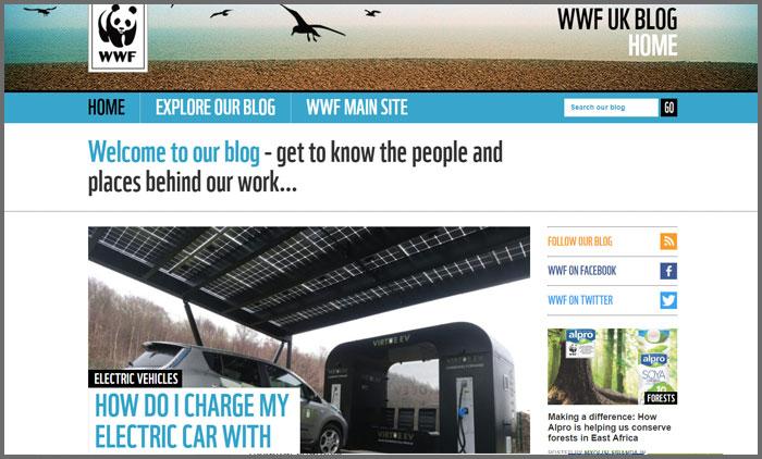 WWF Blog