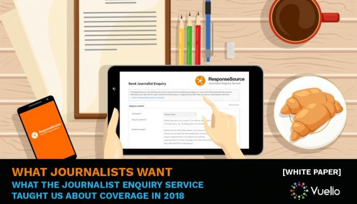 What Journalists want featured image