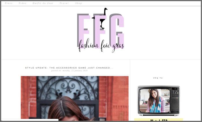 Fashion Foie Gras