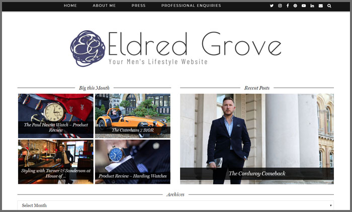 Eldred Grove