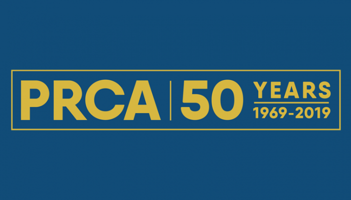 PRCA 50 years