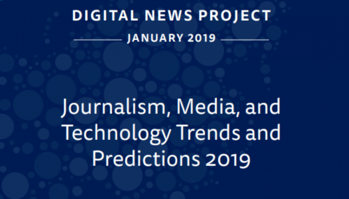 Reuters media trends report