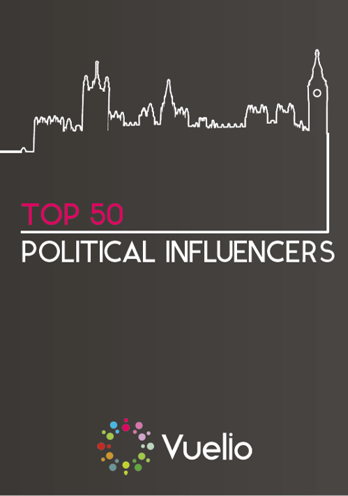 Top 50 Political Influencers cover