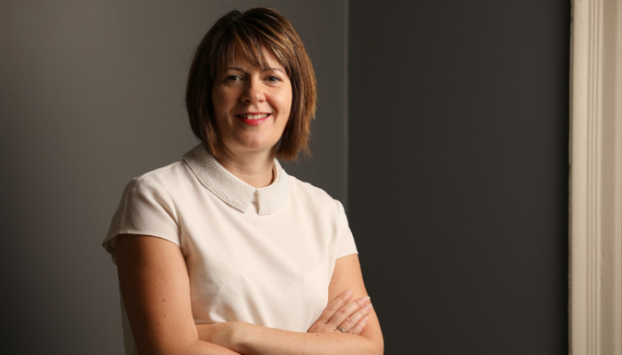 Emma Leech, CIPR president
