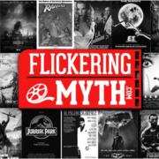 Flickering Myth logo
