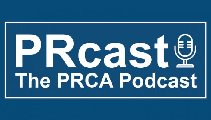 PRcast PRCA podcast